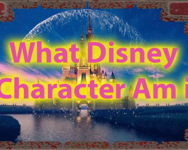 What Disney character am i quiz of Character 14