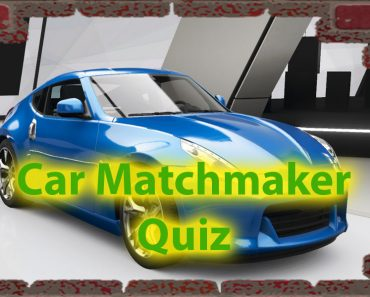 Car Matchmaker Quiz - Only for Car Fans 1