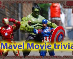 Mavel Movie trivia - If you fail this you are not a fan 37