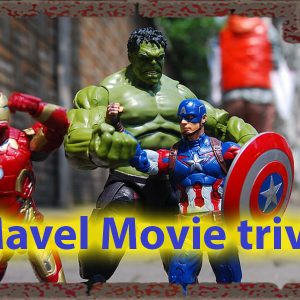 Mavel Movie trivia - If you fail this you are not a fan 56