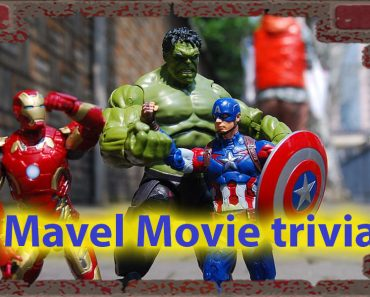 Mavel Movie trivia - If you fail this you are not a fan 1