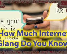 How Much Internet Slang Do You Know quiz For Urban Knowledge 35