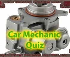 Car mechanic quiz. How well do you know your car? 33