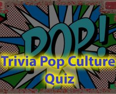 Trivia pop culture questions for All - Show of your skills in this popular topic 4