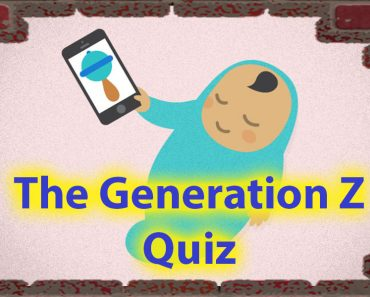 Gen z quiz will tell you if you belong to Gen Z or are you a millennial 1