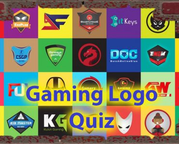 Gaming logo quiz - How many of them have you played ? 8