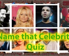 Name that celebrity game quiz - Are you Following them ? 33