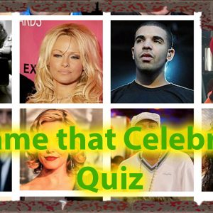 Name that celebrity game quiz - Are you Following them ? 46