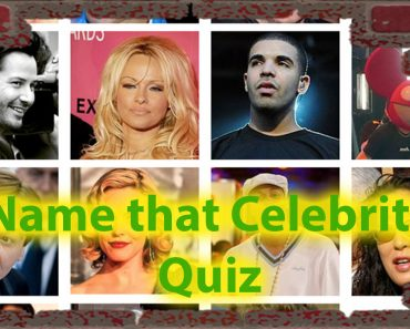 Name that celebrity game quiz - Are you Following them ? 10