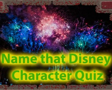 Name that Disney character quiz - How many Disney characters you know 1
