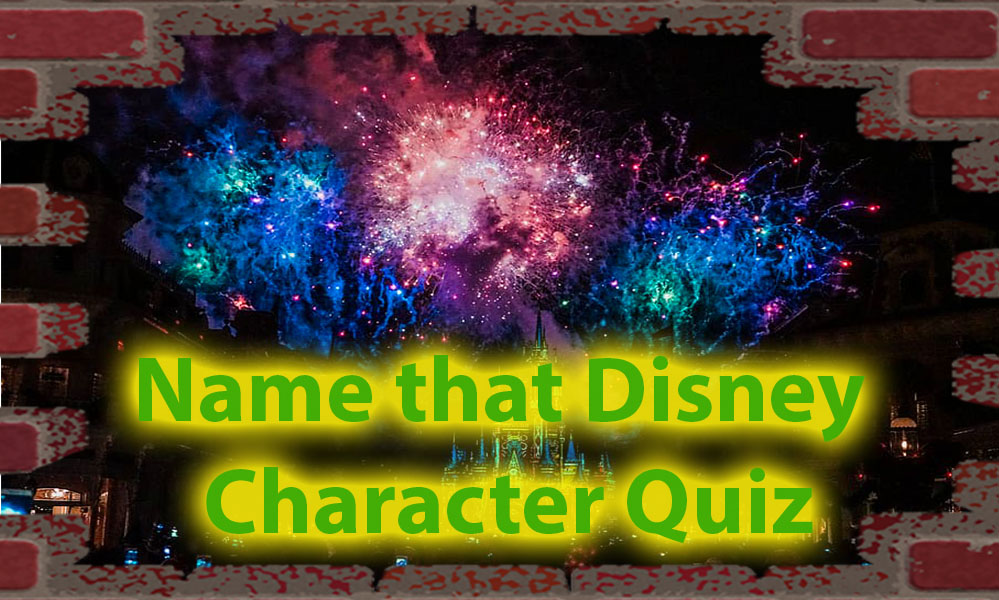 Name that Disney character quiz - How many Disney characters you know 17