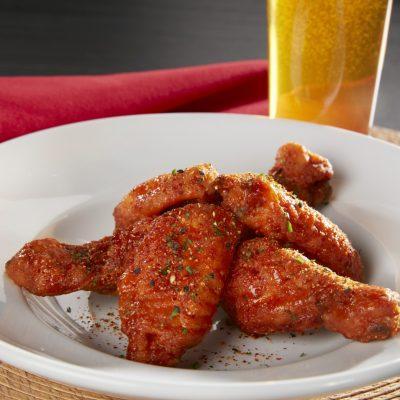 Chili Ponzu Wings