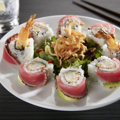 Ultimate Shrimp Tempura Roll