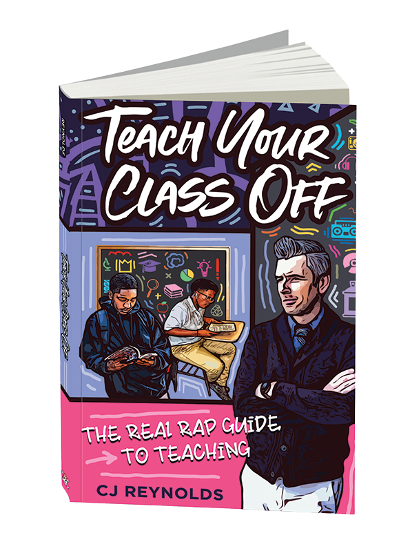 Teach Your Class Off Book Image