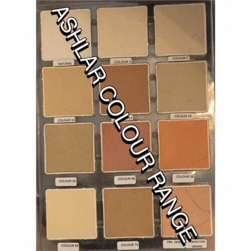 Ashlar Mix Colour Range
