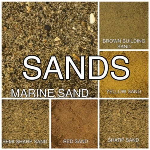 SANDS & AGGREGATES