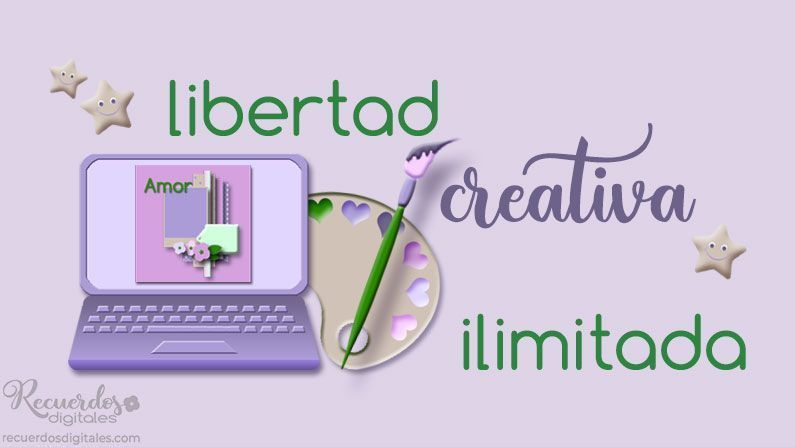 Libertad creativa ilimitada