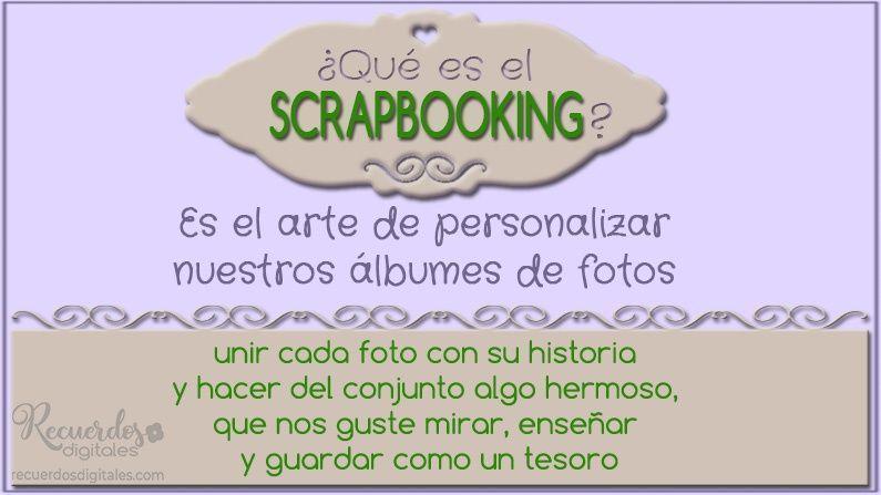 Qué es el Scrapbooking y por qué te va a encantar