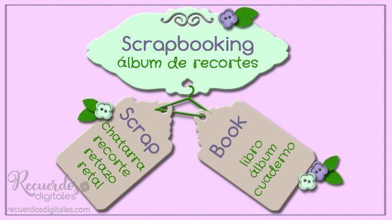 Scrapbooking o Álbum de Recortes
