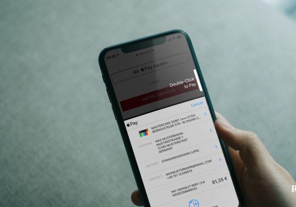 Apple Pay – Ab sofort auch bei uns verfügbar!