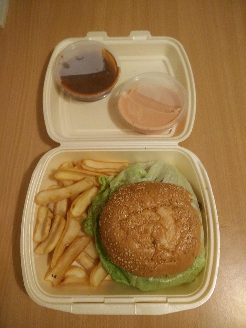 Burger Glory Days Baia Mare