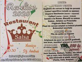 Revelion 2020 Restaurant Salsa