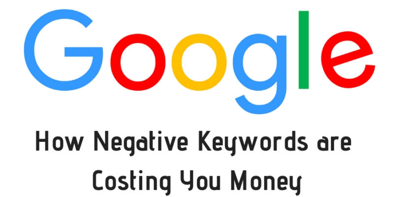 how negative keywords cost you money in restoration industry