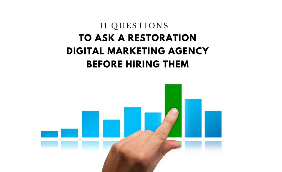 restoration digital marketing agency