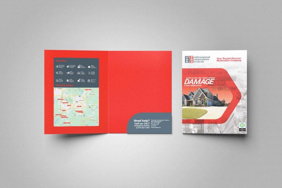 print marketing design