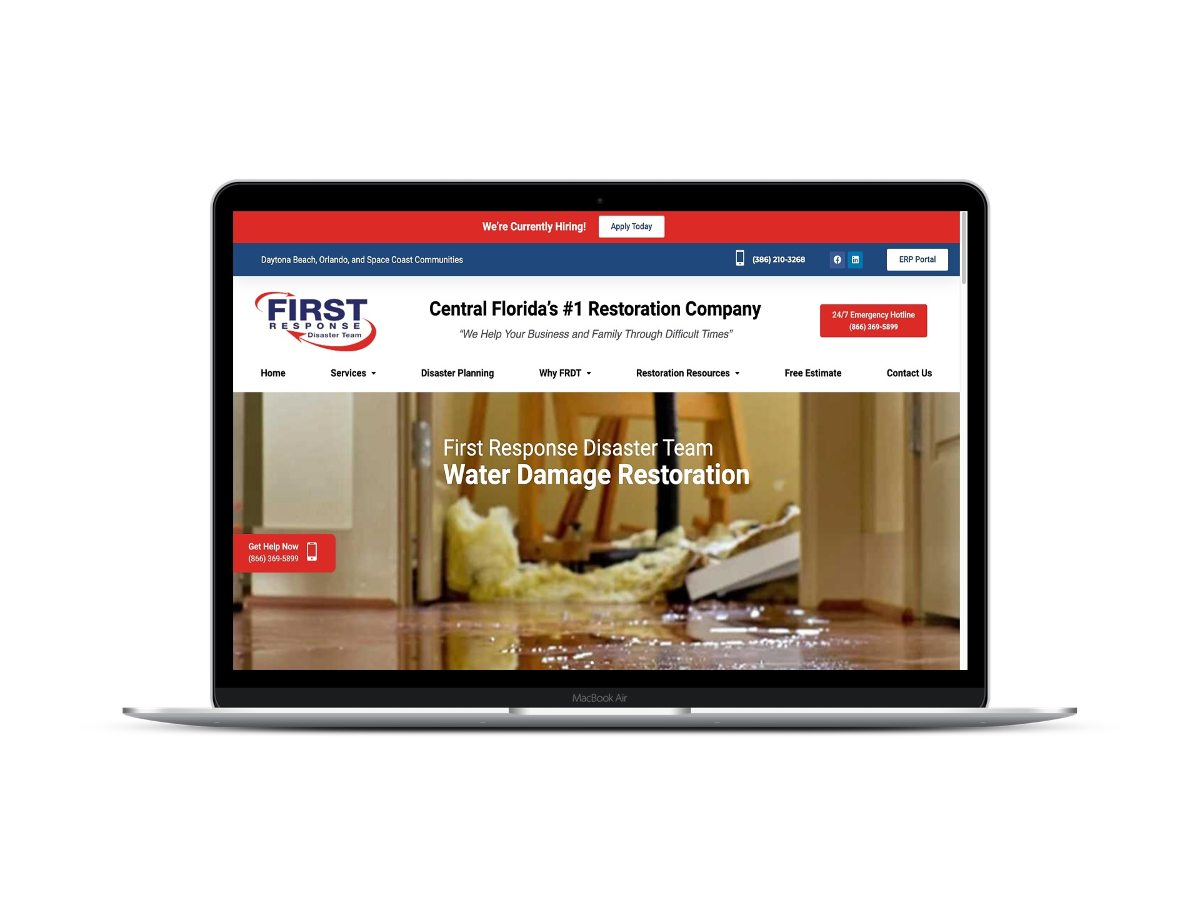 restoration website