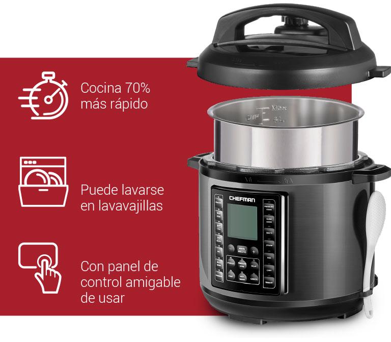 3 electrodomésticos para una cocina inteligente