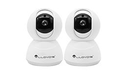 Cámara IP con grabación HD, Lloyd's