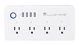 Multicontacto inteligente Wi-Fi, Lloyd's