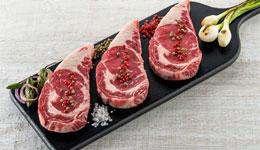2 cortes de carne para asar, ideales para una parrillada