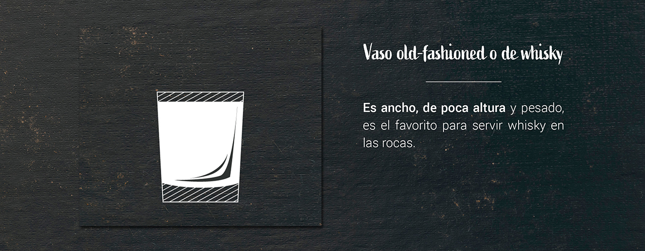 Vaso old-fashioned
