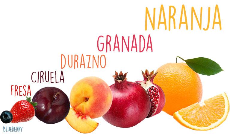 Formas divertidas de conocer y comer fruta