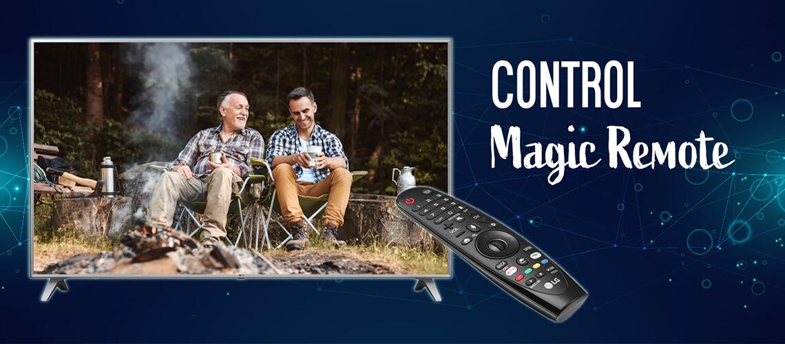 Control Magic Remote