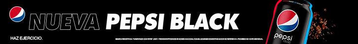 Pepsi Black 728x90