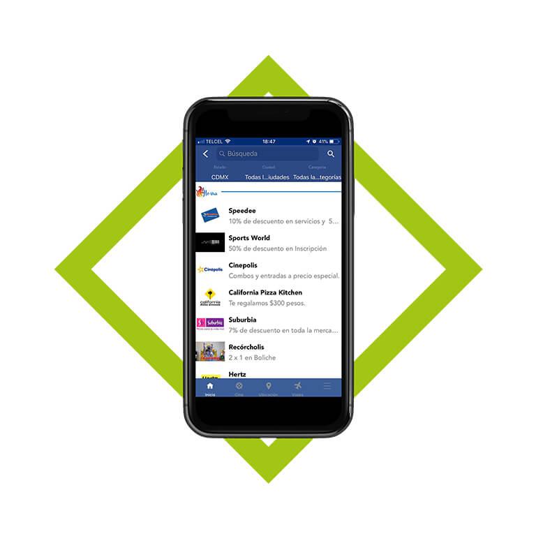 Nueva app Benefits, descárgala