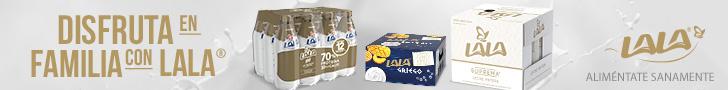 Familia Lala Yogurt 728x90