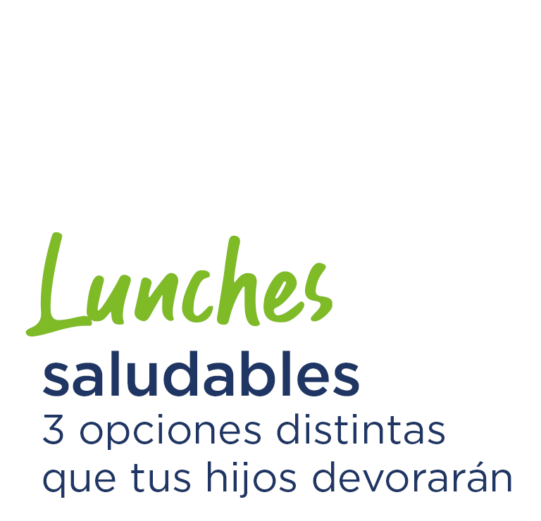 Lunches saludables