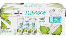 6 razones para beber agua de coco
