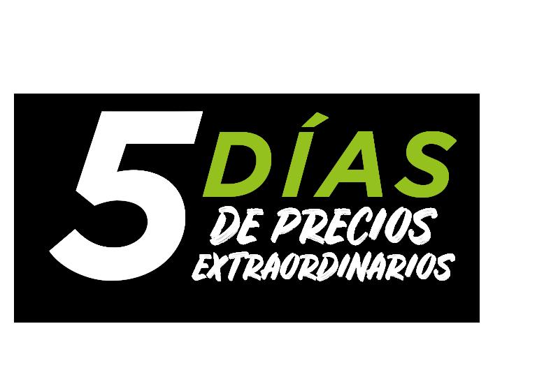 5 días extraordinarios