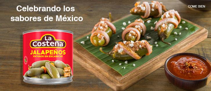 Anuncio: La costeña chiles jalapeños, celebrando los sabores de México - Expandido