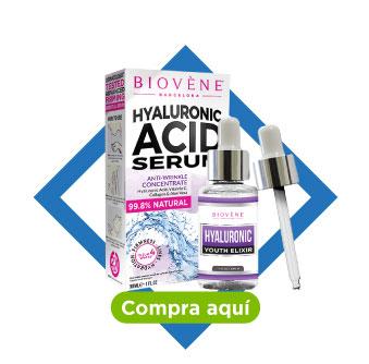 biovene. Serum ácidp hialurónico