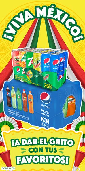 Anuncio: pack 24 refrescos de 600ml envase pet Pepsi, pack 36 refrescos de lata Pepsi