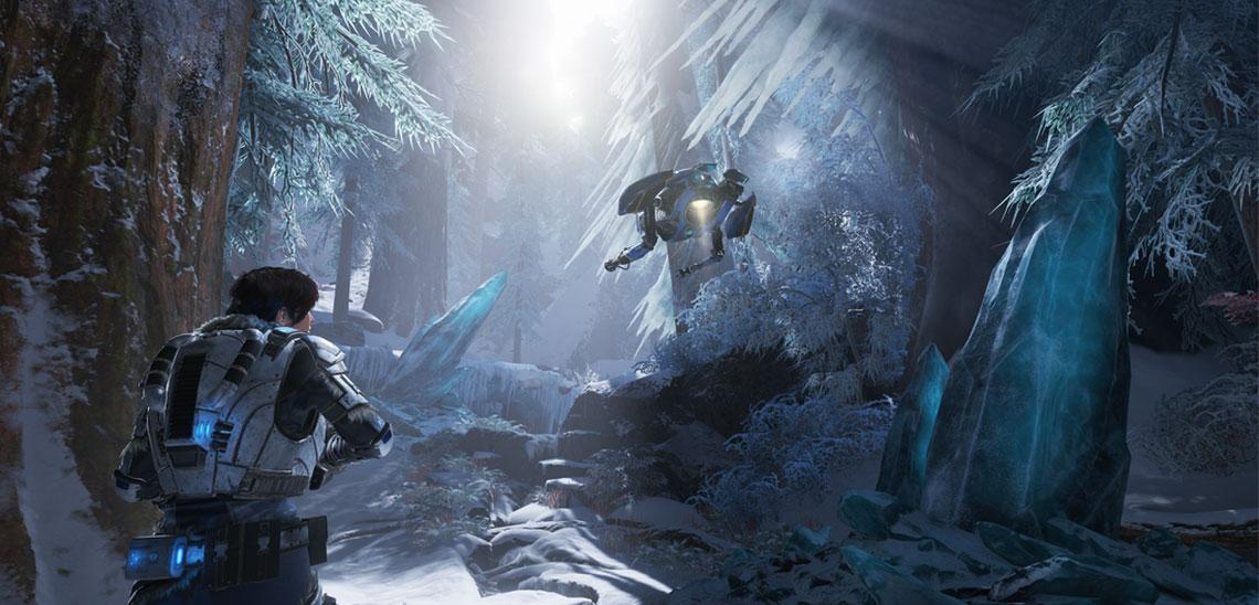 Gears of war video juego