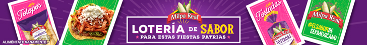 Milpa Real 728x90