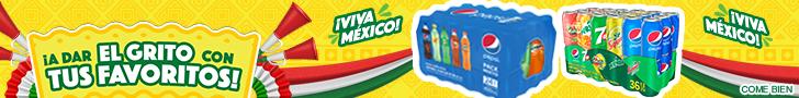 PepsiCo Viva México 728x90
