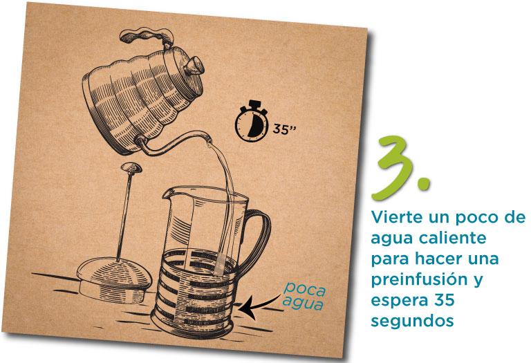 3 formas distintas de preparar una buena taza de café